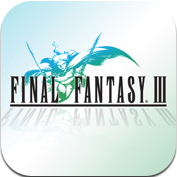 Final Fantasy III - For iPad!