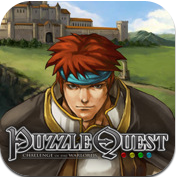 Puzzle Quest HD 2.0.2 - Detail review for the iPad!