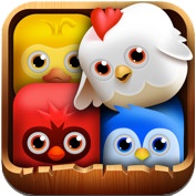 Birzzle Cute Drag & Drop Puzzle Game!!