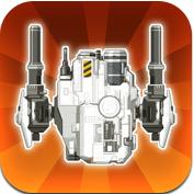 Mach Defense - Mechwarriror castle defense?