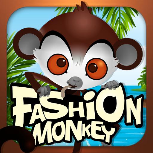Dress the Monkey - Fashion Monkey (Free!)
