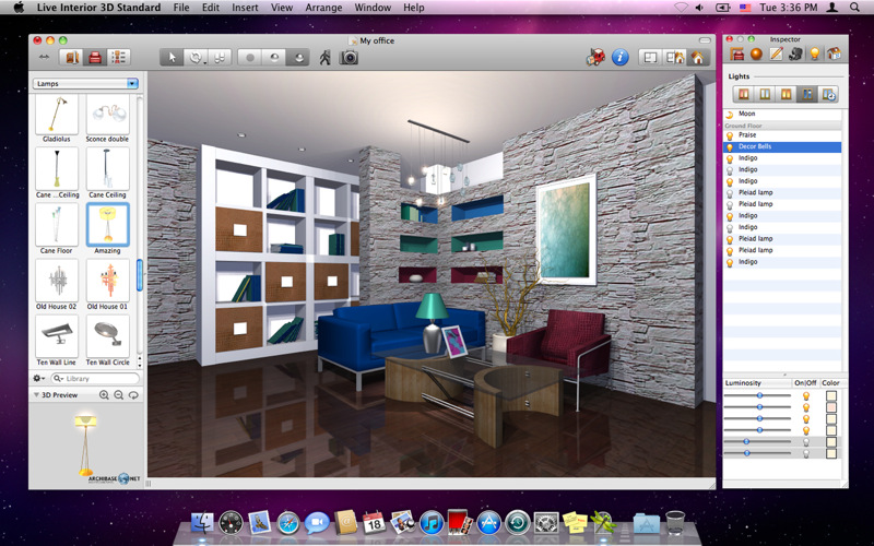 Live Interior 3d Standard Is A Powerful And Intuitive Home And Interior Design Application That Lets You Build The House Or Office You Ve Always Wanted