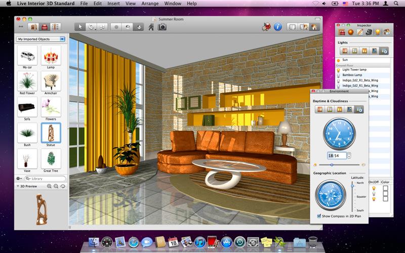 live interior 3d design your dream house