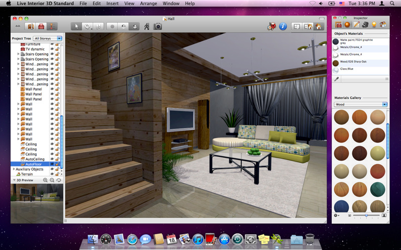 Live Interior 3D Design Your Dream House