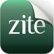 Zite Personalized Magazine for iPad