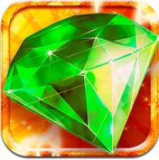 Ultimate Gem™ - iOS Gem Puzzle Game Review!