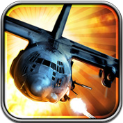 Zombie Gunship - Universal zombie shooting fun!