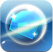 Bubble treasure   game for ipad