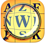 Find words and have real fun with Word Search Gold app