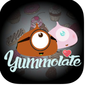 Play along with Yummolate game on iOS