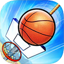 Basket Fall - Basketball Dunking Sim
