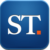 The Straits Times for iPad!