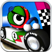 jAggy Race - iPhone iPad App Review