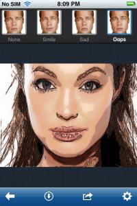 AR Pho.to Cartoonizer, emotion + filter, cartoon filter,