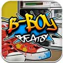 B-Boy Beats - iPhone Finger Dancing Game
