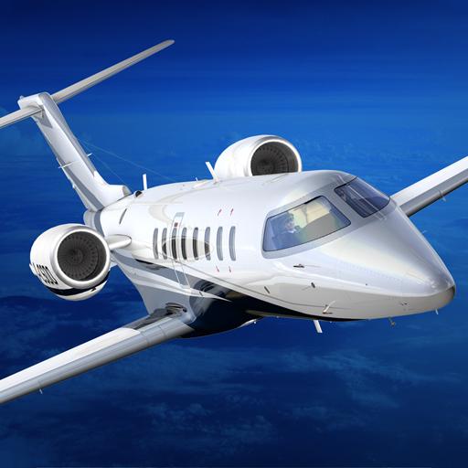 Amazing Flight simulator comes with Aerofly 2